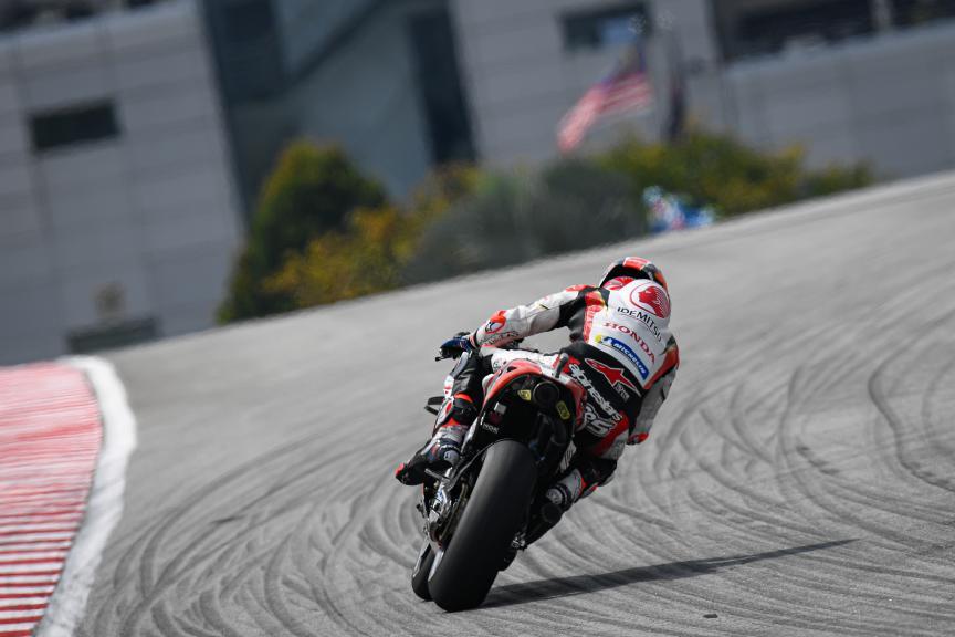 Johann Zarco, LCR Honda Idemitsu, Shell Malaysia Motorcycle Grand Prix