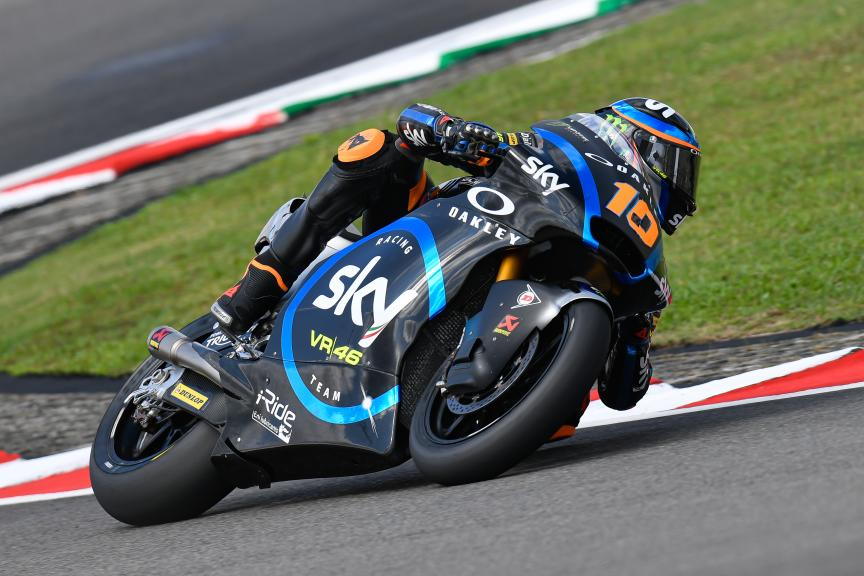 Luca Marini, Sky Racing Team VR46, Shell Malaysia Motorcycle Grand Prix