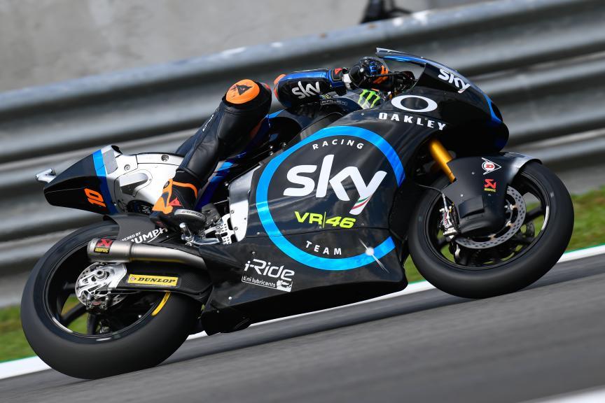 Luca Marini, Sky Racing Team VR46, Shell Malaysia Motorcycle Grand Prix