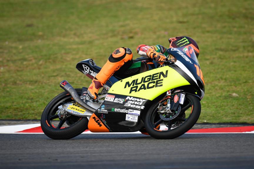 Andrea Migno, Mugen Race, Shell Malaysia Motorcycle Grand Prix