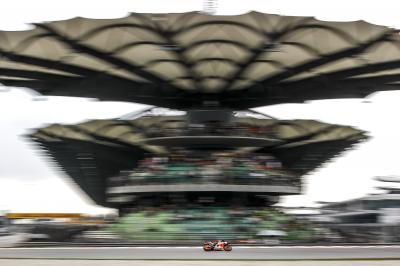 Gli orari del Shell Malaysia Motorcycle Grand Prix