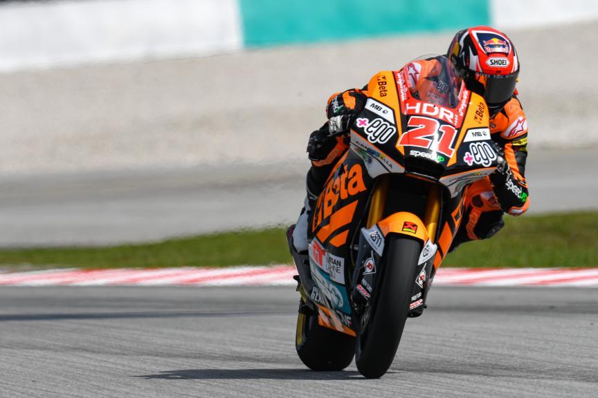 Fabio Di Giannantonio, Beta Tools Speed Up, Shell Malaysia Motorcycle Grand Prix