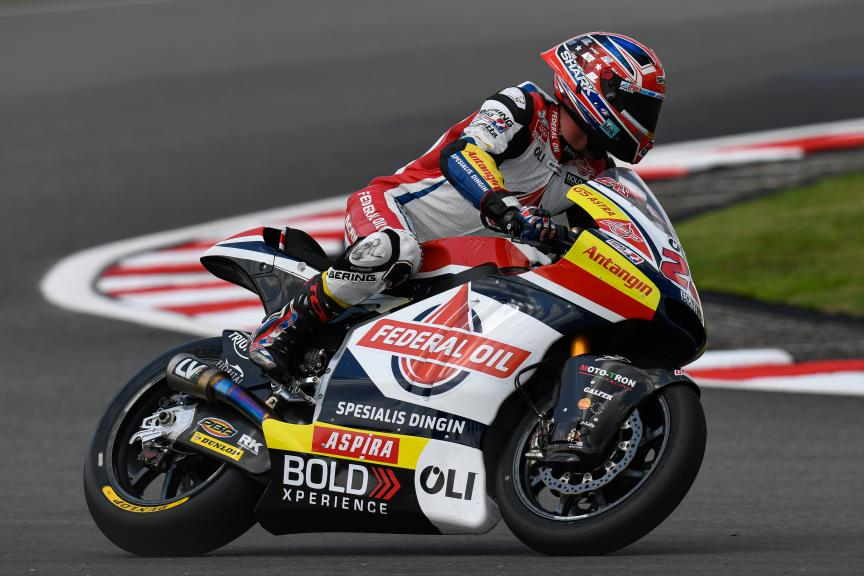 Sam Lowes, Federal Oil Gresini Moto2, Shell Malaysia Motorcycle Grand Prix