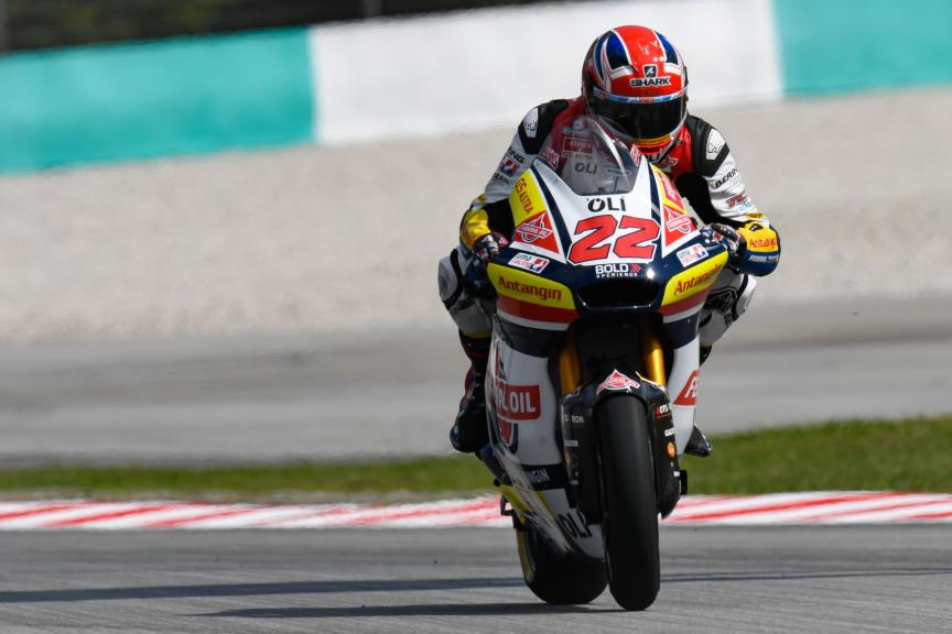 Sam Lowes, Federal Oil Gresini Moto2, Shell Malaysia Motorcycle Grand Prix