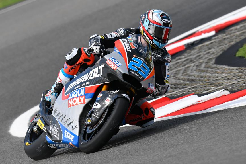 Marcel Schrotter, Dynavolt Intact GP, Shell Malaysia Motorcycle Grand Prix