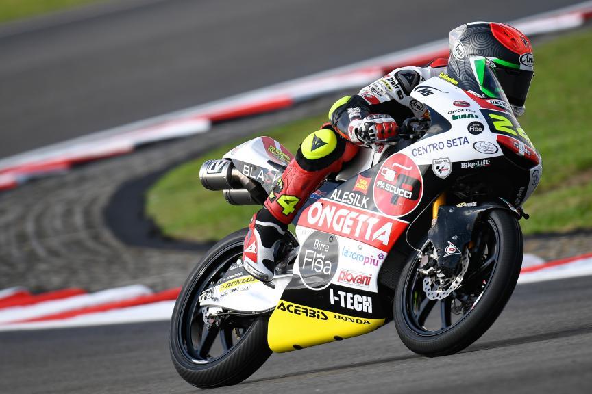 Tatsuki Suzuki, SIC58 Squadra Corse, Shell Malaysia Motorcycle Grand Prix