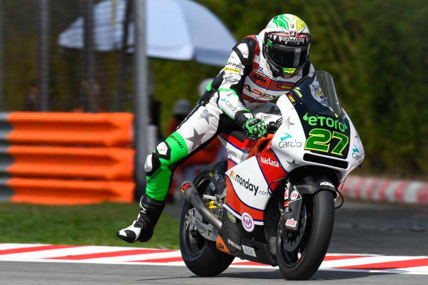 Iker Lecuona, American Racing KTM, Shell Malaysia Motorcycle Grand Prix