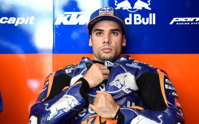 Oliveira declared unfit after FP1