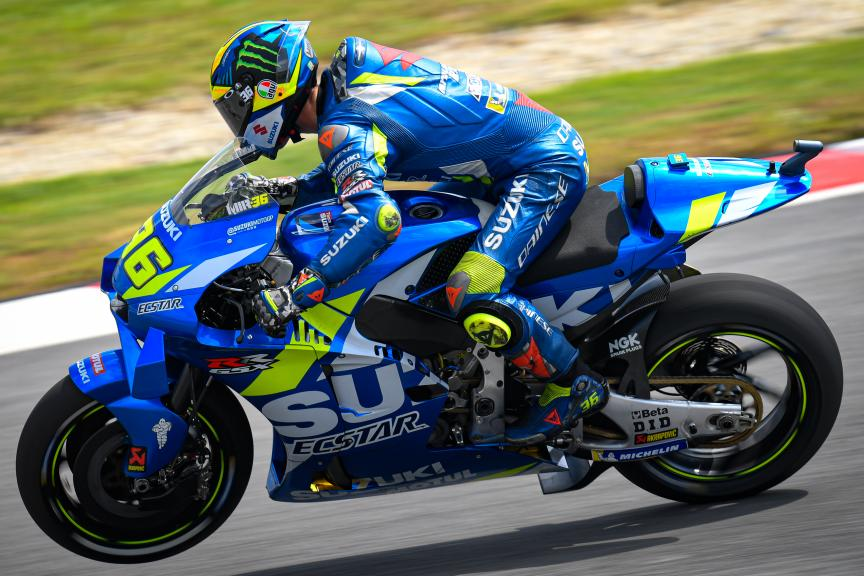 Joan Mir, Team Suzuki Ecstar, Shell Malaysia Motorcycle Grand Prix