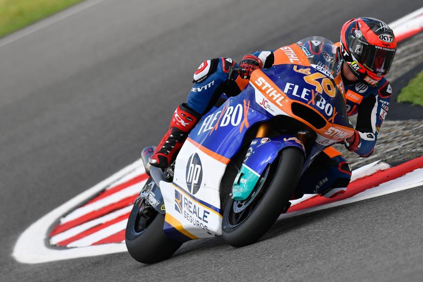 Augusto Fernandez, Flex-Box HP40, Shell Malaysia Motorcycle Grand Prix