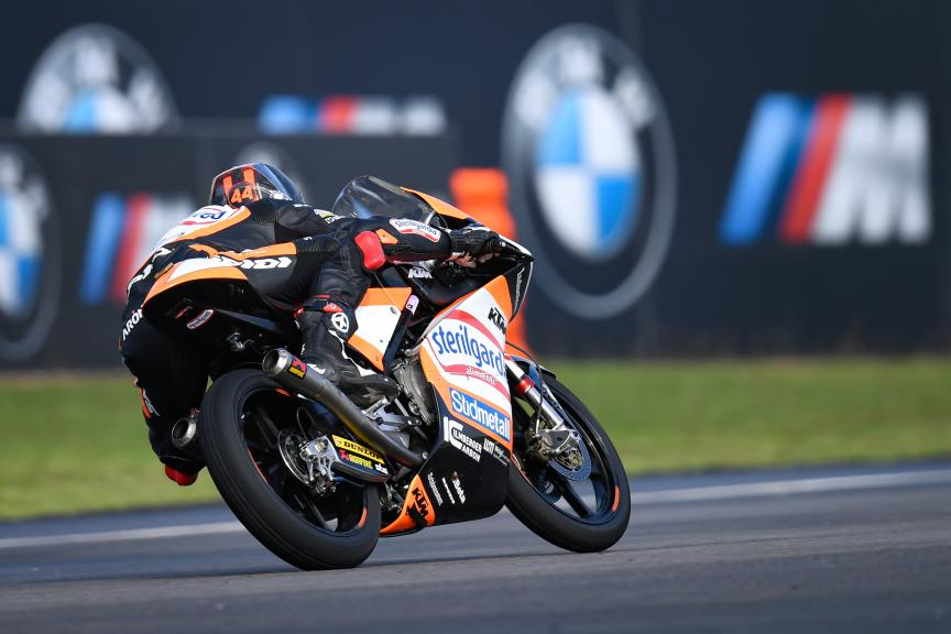 Aron Canet, Sterilgarda Max Racing Team, Shell Malaysia Motorcycle Grand Prix