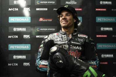 """Chances are high"" of a Petronas one-two says Morbidelli"