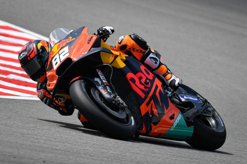 Mika Kallio, Red Bull KTM Factory Racing, Shell Malaysia Motorcycle Grand Prix