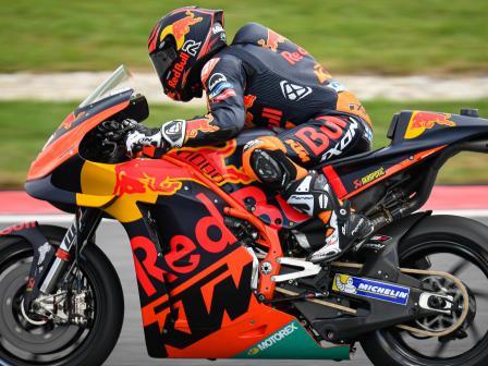 MotoGP, Free Practice, Shell Malaysia Motorcycle Grand Prix