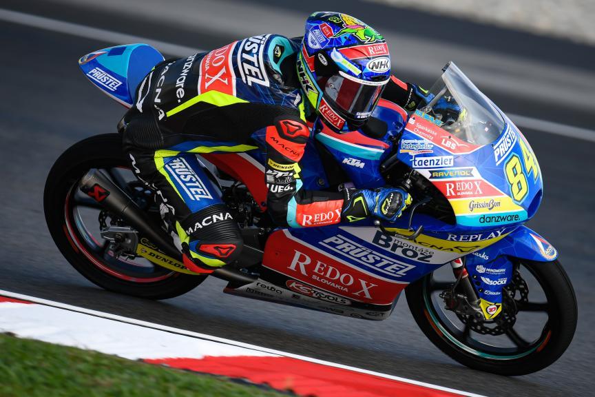Jakub Kornfeil, Redox PruestlGP, Shell Malaysia Motorcycle Grand Prix