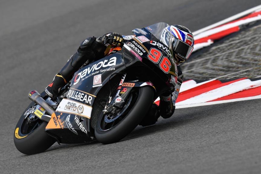 Jake Dixon, Gaviota Angel Angel Nieto Team, Shell Malaysia Motorcycle Grand Prix