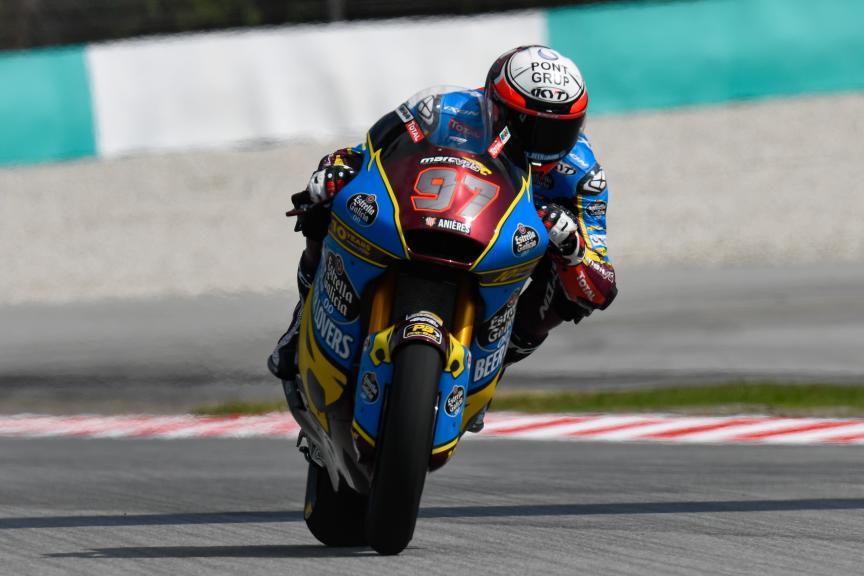 Xavi Vierge, EG 0,0 Marc Vds, Shell Malaysia Motorcycle Grand Prix