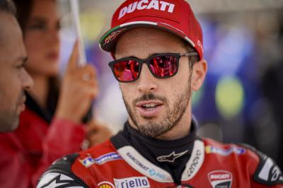 Dovizioso expecting a tight fight in Malaysia