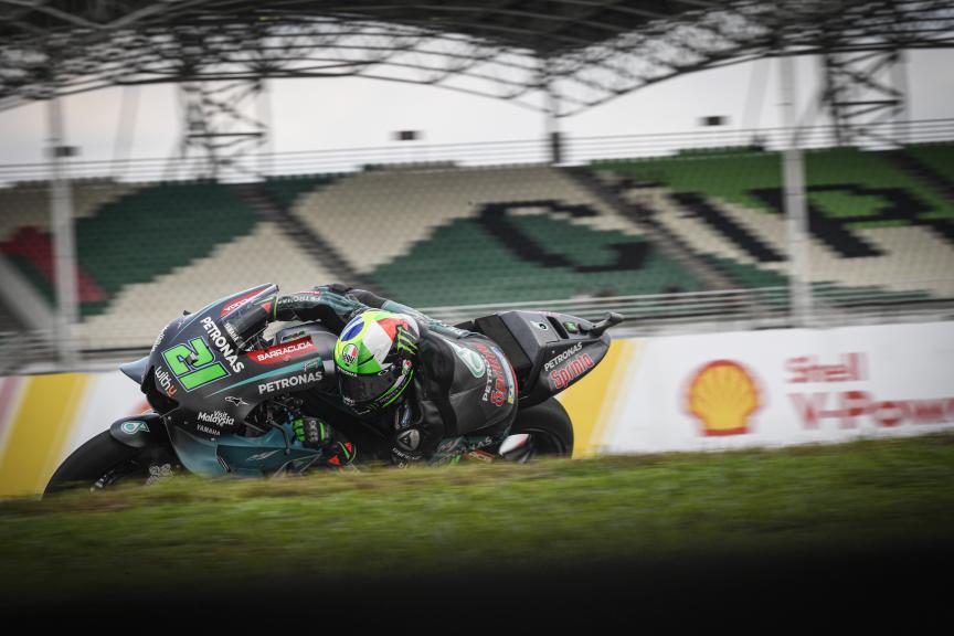 Franco Morbidelli, Petronas Yamaha SRT, Shell Malaysia Motorcycle Grand Prix