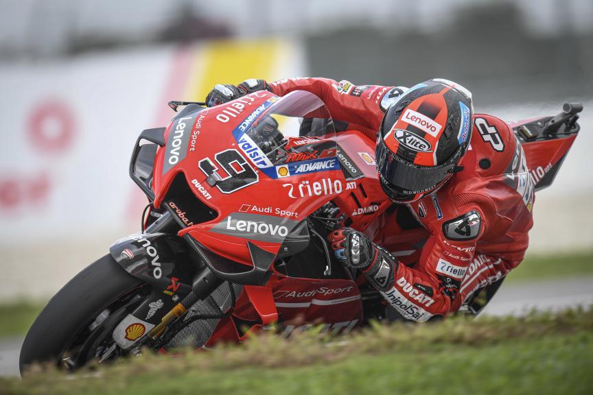 Danilo Petrucci, Ducati Team, Shell Malaysia Motorcycle Grand Prix