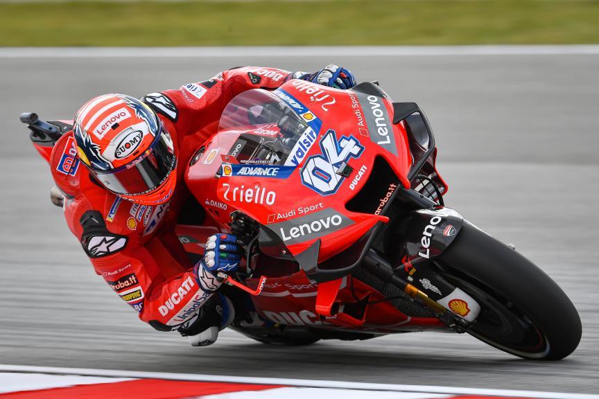 Andrea Dovizioso, Ducati Team, Shell Malaysia Motorcycle Grand Prix