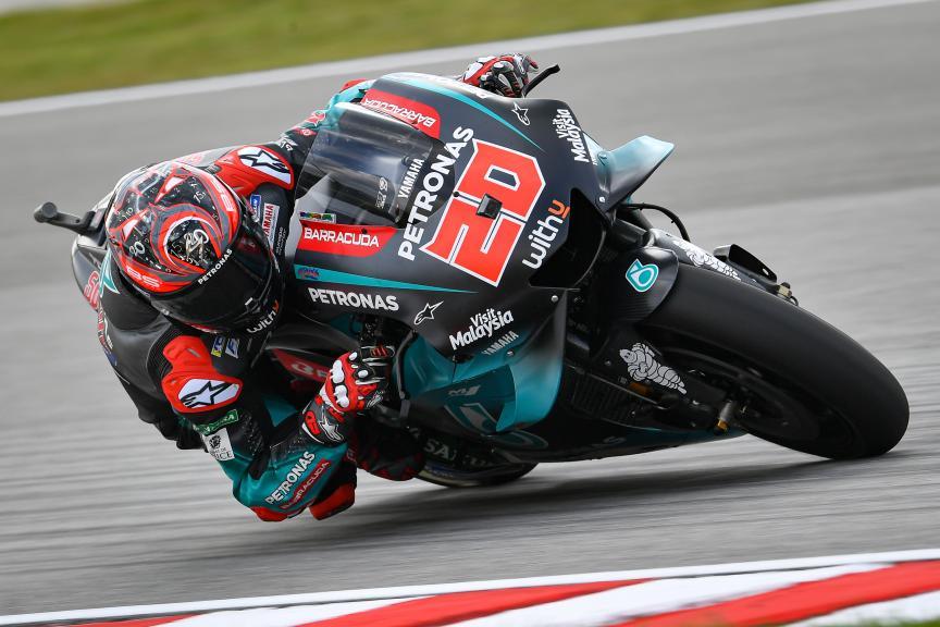 Fabio Quartararo, Petronas Yamaha SRT, Shell Malaysia Motorcycle Grand Prix