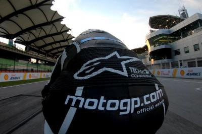 A lap of the Sepang International Circuit with GoPro™