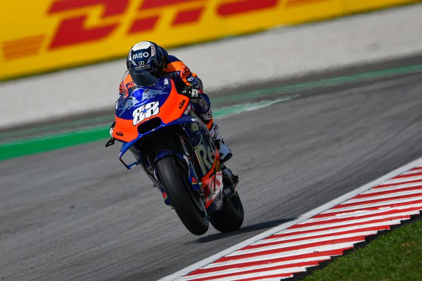 Miguel Oliveira, Red Bull KTM Tech 3, Shell Malaysia Motorcycle Grand Prix