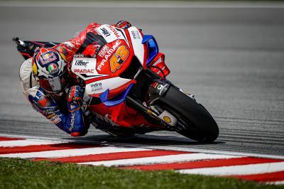 Miller, la mayor esperanza de Ducati en Sepang