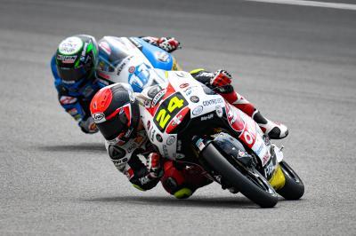 FP3 sees Suzuki set Sepang lap record