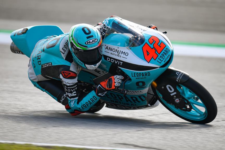 Marcos Ramirez, Leopard Racing, Shell Malaysia Motorcycle Grand Prix