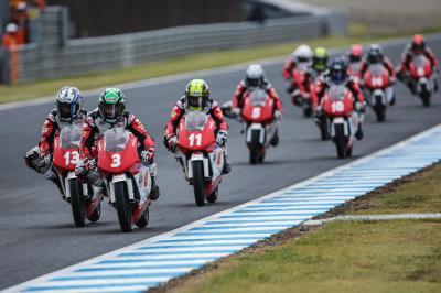 Los pilotos de la IATC deciden correr la última carrera