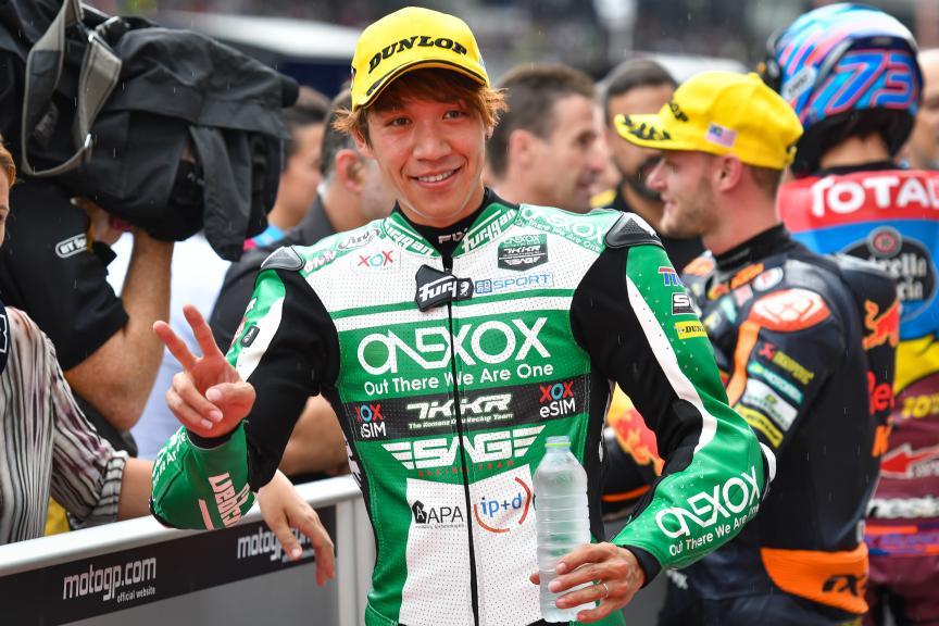 Tetsuta Nagashima, Onexox TKKR SAG Team, Shell Malaysia Motorcycle Grand Prix