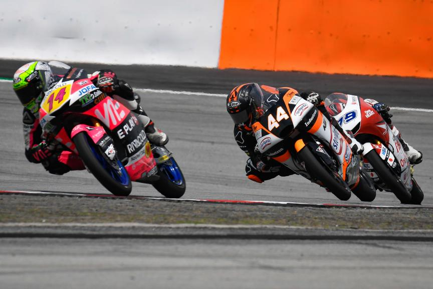 Tony Arbolino, VNE Snipers Team, Shell Malaysia Motorcycle Grand Prix