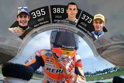 Another record for @marcmarquez93! He now holds the record for