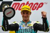 Lorenzo Dalla Porta, Leopard Racing, Shell Malaysia Motorcycle Grand Prix