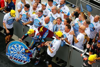 #AM73WorldChampion - Un repaso a la trayectoria del campeón