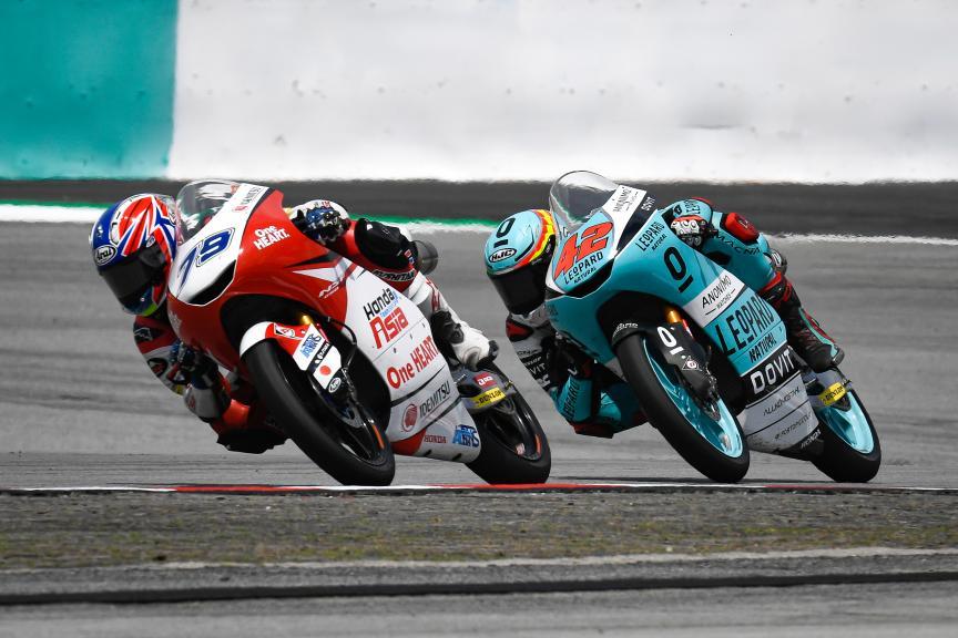 Ai Ogura, Honda Team Asia, Shell Malaysia Motorcycle Grand Prix