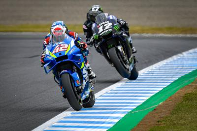 Viñales vs Rins: 2019 P3 fight goes down to the wire