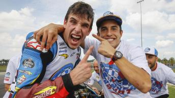 The Moto2™ World Championship in photos