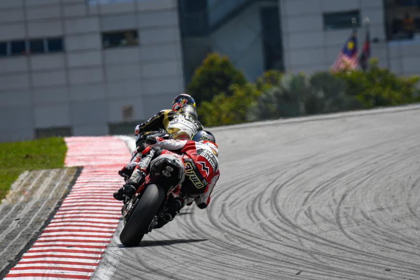 Lukas Tulovic, Kiefer Racing, Shell Malaysia Motorcycle Grand Prix