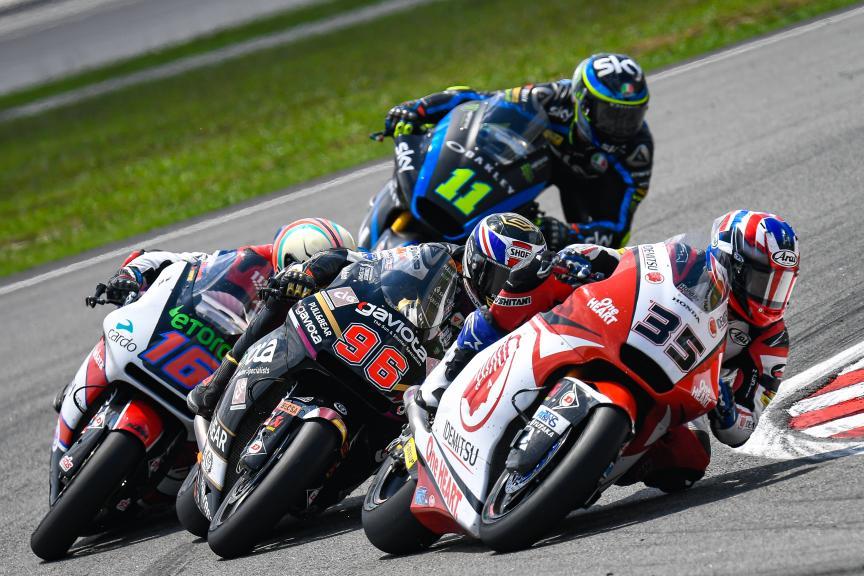 Somkiat Chantra, Idemitsu Honda Team Asia, Shell Malaysia Motorcycle Grand Prix