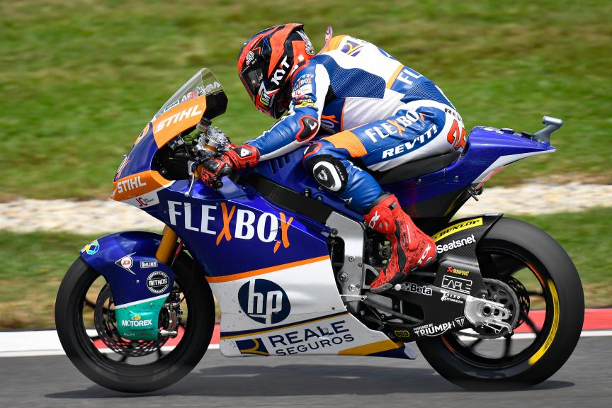 Augusto Fernandez, Flex-Box HP40, Shell Malaysia Motorcycle Grand Prix