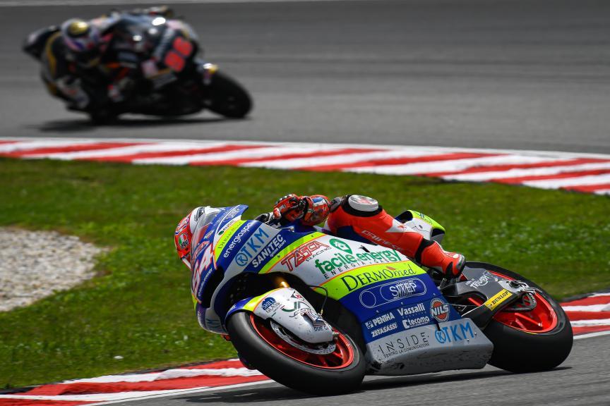 Mattia Pasini, Tasca Racing Scuderia, Shell Malaysia Motorcycle Grand Prix