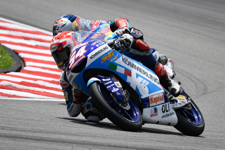 Riccardo Rossi, Kőmmerling Gresini Moto3, Shell Malaysia Motorcycle Grand Prix