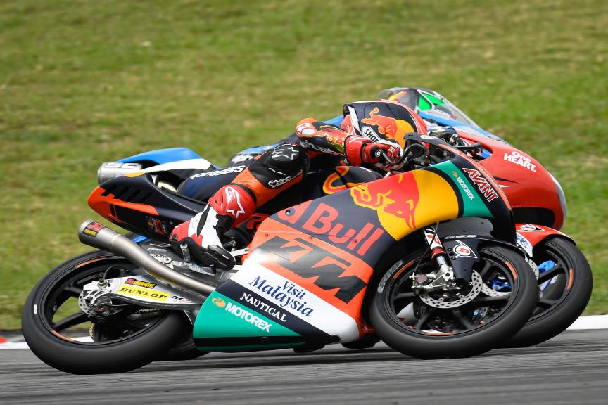 Can Oncu, Red Bull KTM Ajo, Shell Malaysia Motorcycle Grand Prix