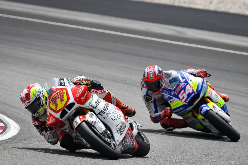 Dominique Aegerter, MV Augusta Temporary Forward, Shell Malaysia Motorcycle Grand Prix