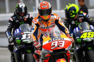 Who will be Marquez' Championship rivals in 2020?