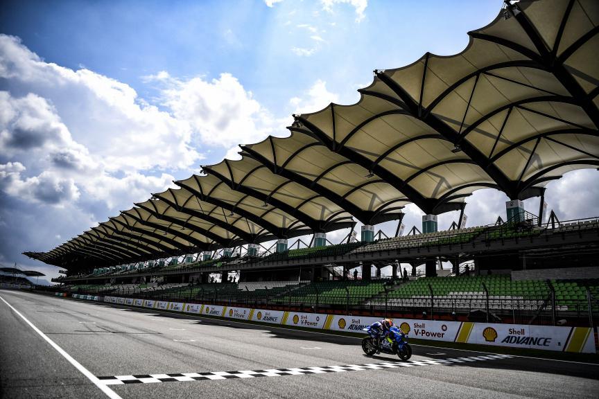 Alex Rins, Team Suzuki Ecstar, Shell Malaysia Motorcycle Grand Prix