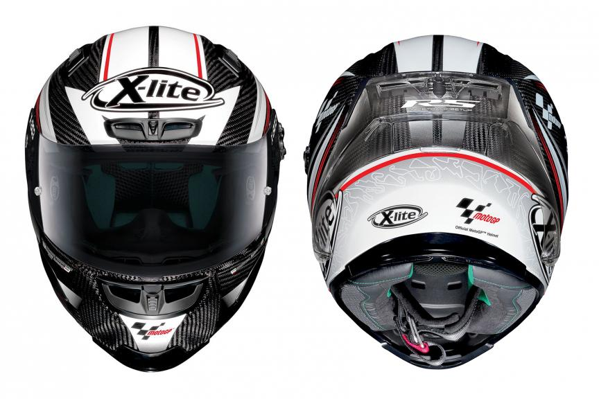 MotoGP helmet